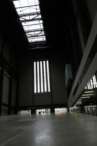 Tate Modern - turbinhallen